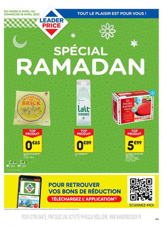 Spécial Ramadan . Leader Price (2021-04-18-2021-04-18)