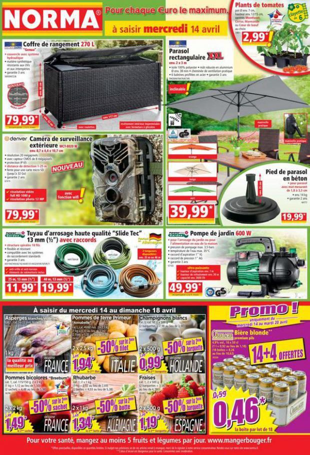 Catalogue Norma . Norma (2021-04-10-2021-04-10)
