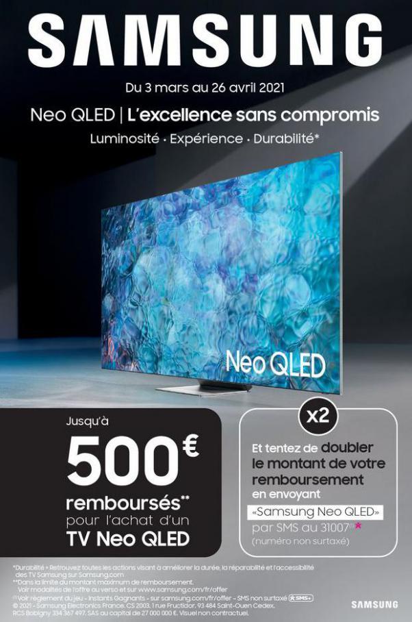 Offre Spéciale Samsung . Gitem (2021-04-26-2021-04-26)