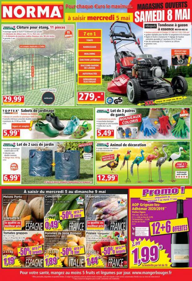 Catalogue Norma . Norma (2021-05-08-2021-05-08)
