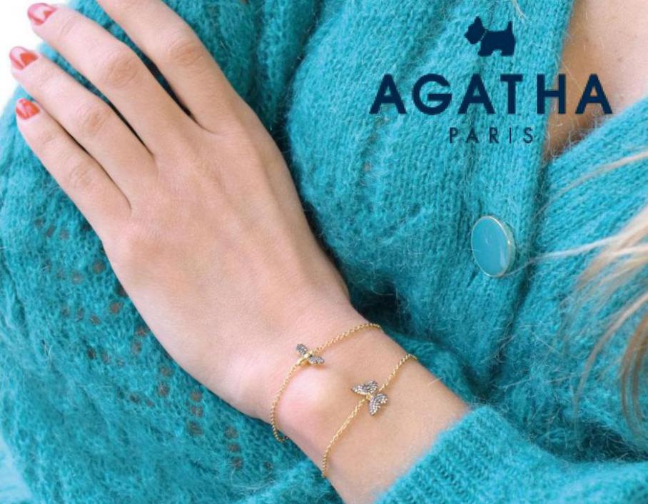 Nouveautés . Agatha (2021-05-17-2021-05-17)