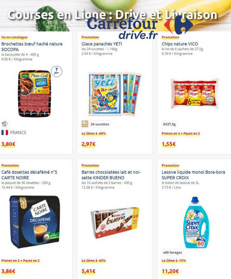 Promotions  . Carrefour Drive (2021-05-16-2021-05-16)