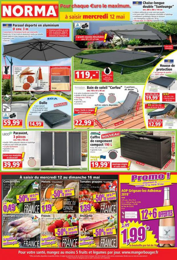 Catalogue Norma . Norma (2021-05-07-2021-05-07)