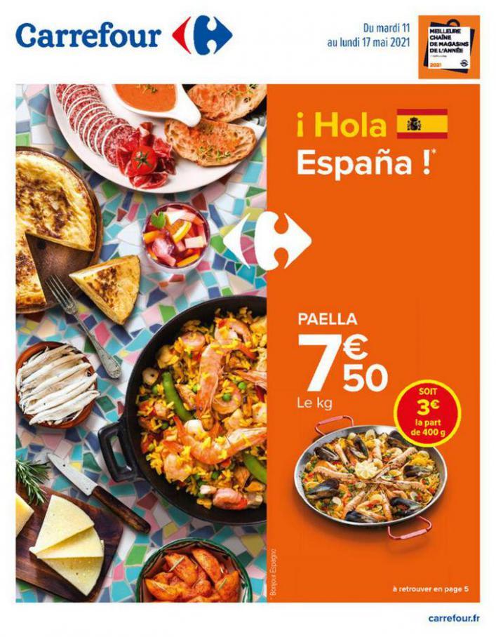 Hola Espana! . Carrefour (2021-05-17-2021-05-17)