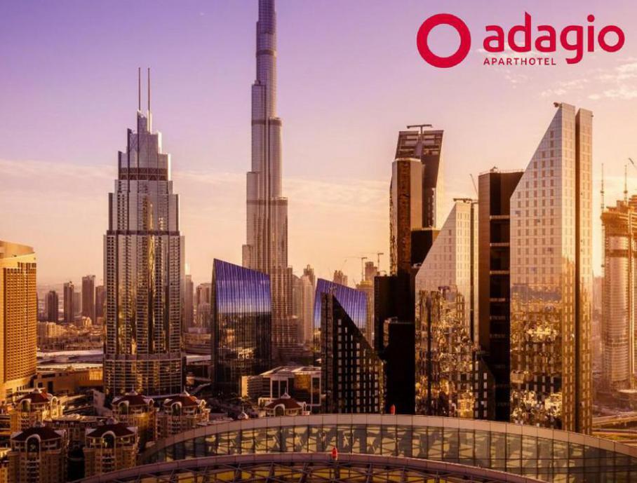 Destinations . Adagio (2021-05-31-2021-05-31)