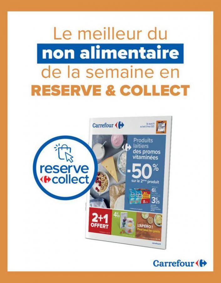 Le meilleur du non Alimentaire . Carrefour (2021-05-24-2021-05-24)