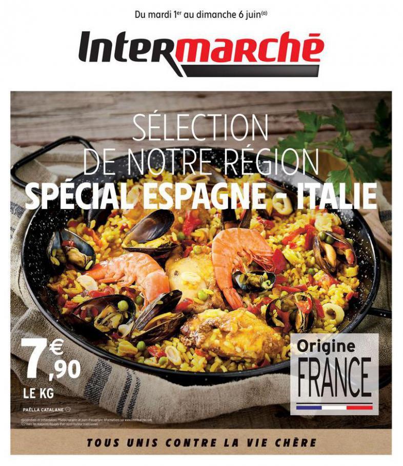 S22 TRAFIC 2ème Semaine JUIN 1 . Intermarché (2021-06-06-2021-06-06)