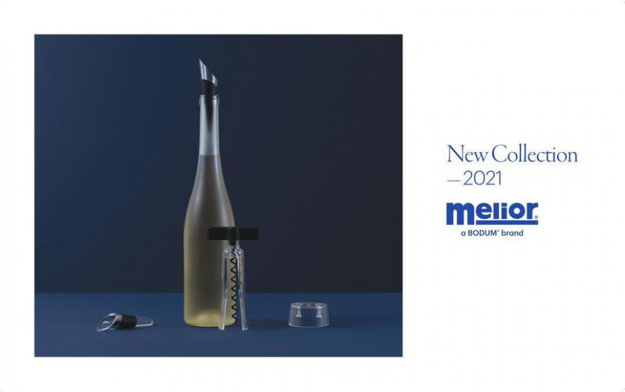 Melior Collection . Bodum (2021-06-30-2021-06-30)