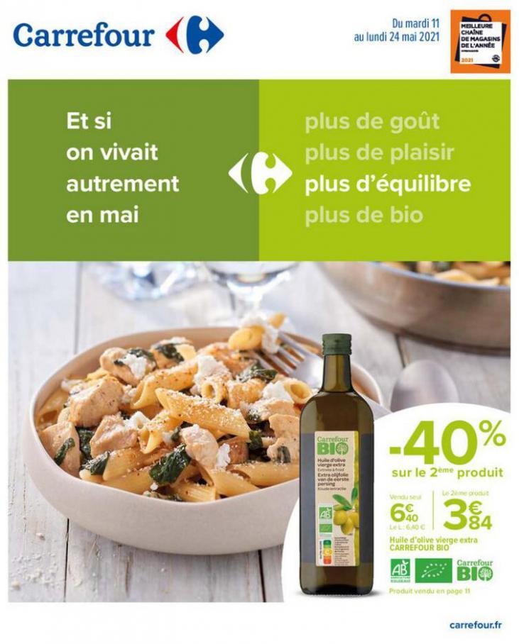 Et si on vivait autrement en Mai . Carrefour (2021-05-24-2021-05-24)