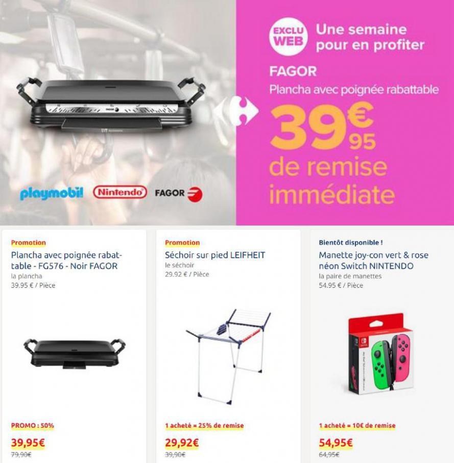 Nos offres exclusives de la semaine . Carrefour Drive (2021-05-09-2021-05-09)