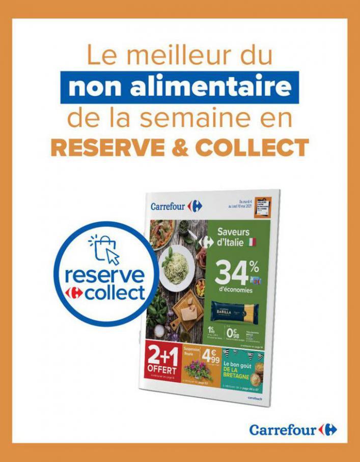 Catalogue Carrefour . Carrefour (2021-05-10-2021-05-10)