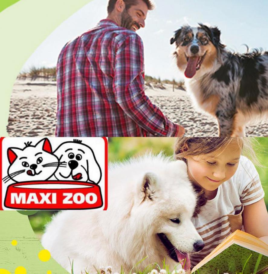 Des offres . Maxi Zoo (2021-06-14-2021-06-14)