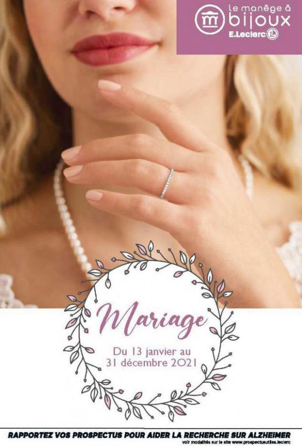 Mariage. E.Leclerc (2021-12-31-2021-12-31)