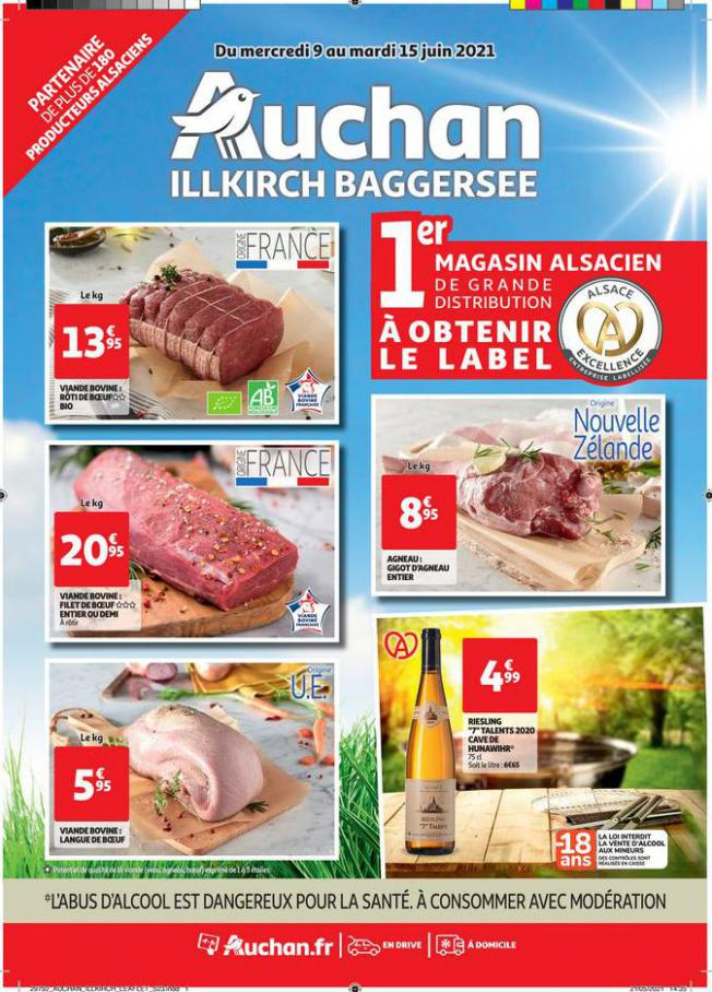 OFFRES MAGASIN. Auchan Direct (2021-06-15-2021-06-15)