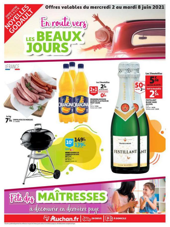beaux jours BSA . Auchan Direct (2021-06-08-2021-06-08)