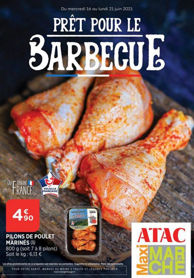 Catalogue Maximarché. Maximarché (2021-06-20-2021-06-20)