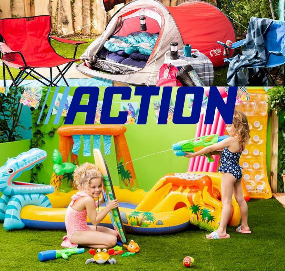 Nouveautés . Action (2021-06-17-2021-06-17)