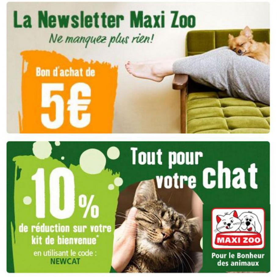 Des Offres. Maxi Zoo (2021-07-11-2021-07-11)