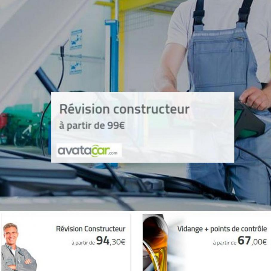 Catalog . AvataCar (2021-06-07-2021-06-07)
