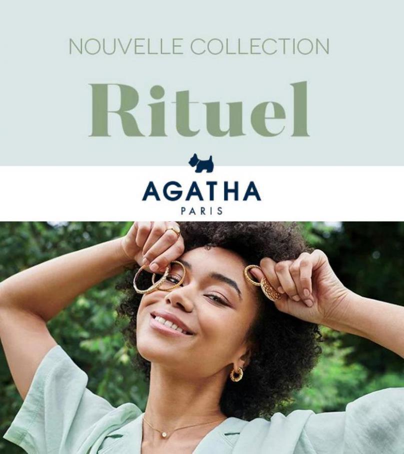 Nouvelle collection Rituel. Agatha (2021-07-06-2021-07-06)