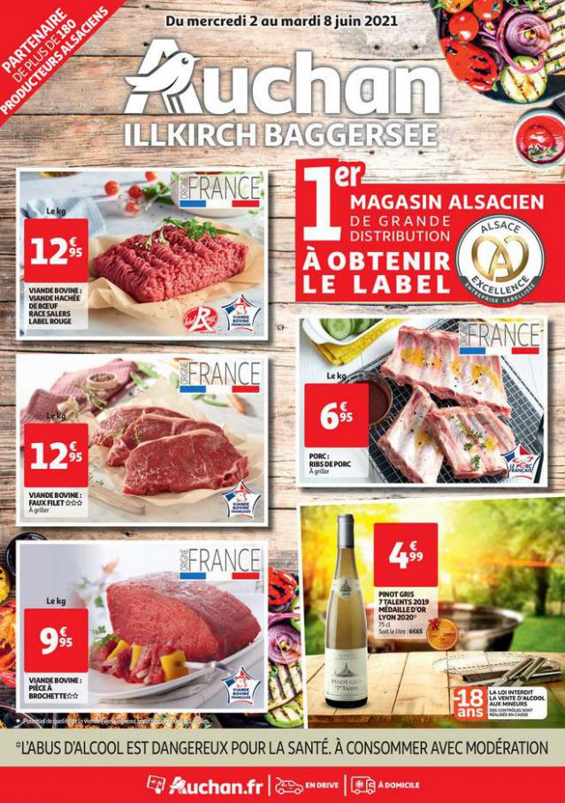 OFFRES MAGASIN . Auchan Direct (2021-06-08-2021-06-08)