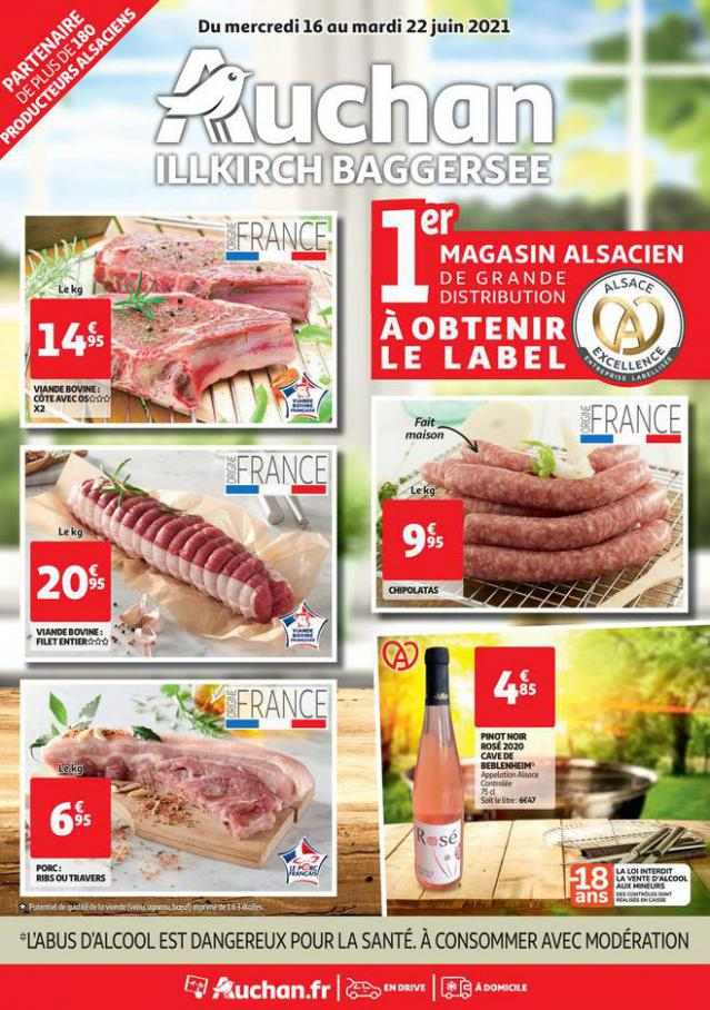OFFRES MAGASIN. Auchan Direct (2021-06-22-2021-06-22)