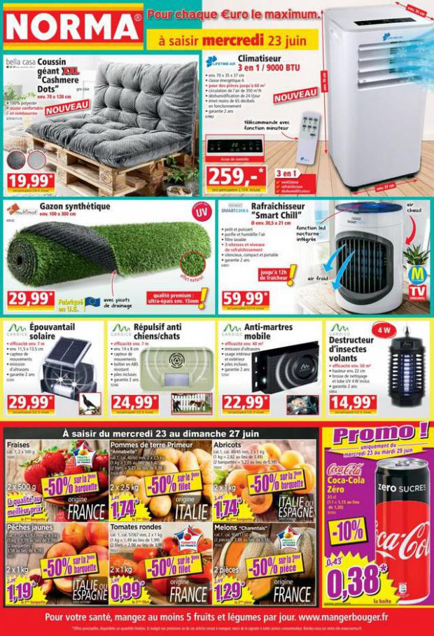Catalogue Norma. Norma (2021-06-19-2021-06-19)