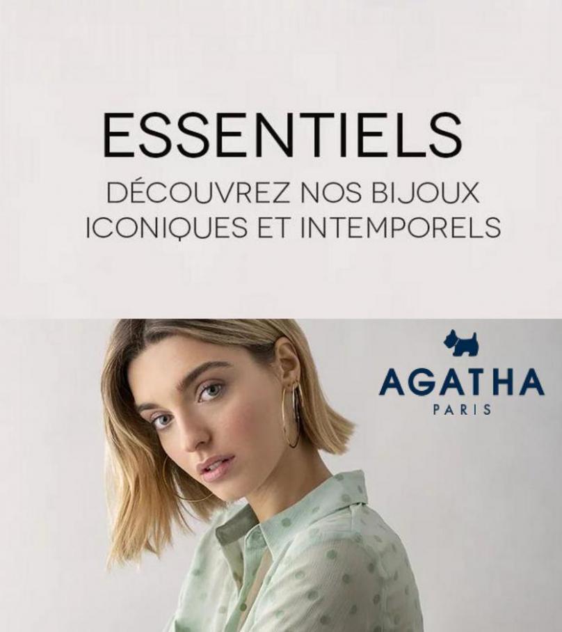 Collection Essentiels. Agatha (2021-07-06-2021-07-06)
