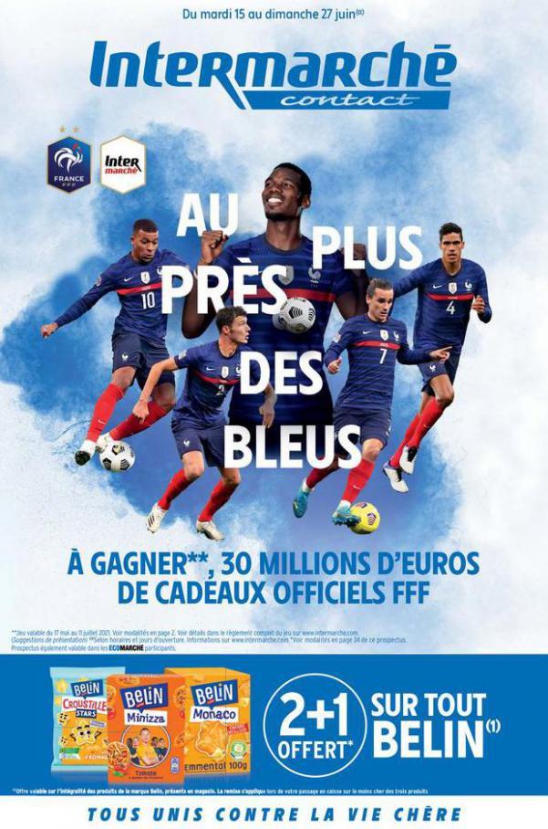 TF EURO 2 FFF. Intermarché (2021-06-27-2021-06-27)
