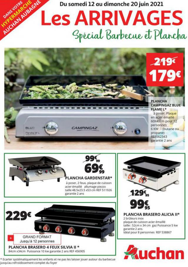 Barbecue. Auchan Direct (2021-06-20-2021-06-20)