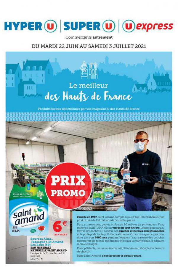 LE MEILLEUR DES HAUTS DE FRANCE. U Express (2021-07-03-2021-07-03)
