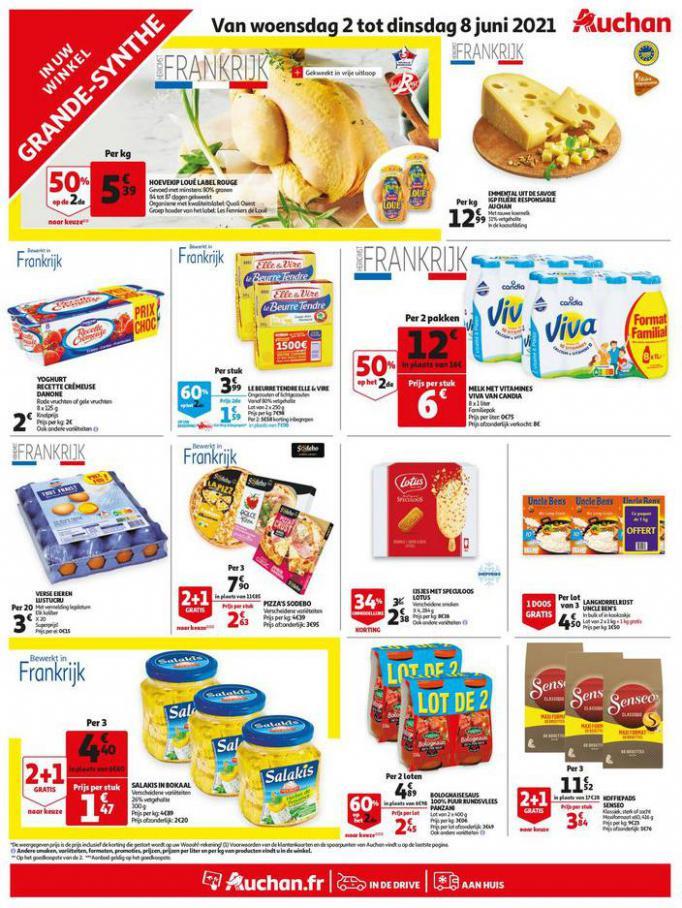 Sélection spéciale . Auchan Direct (2021-06-08-2021-06-08)