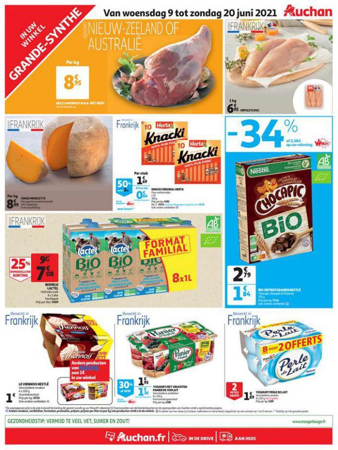 Sélection Spéciale. Auchan Direct (2021-06-20-2021-06-20)
