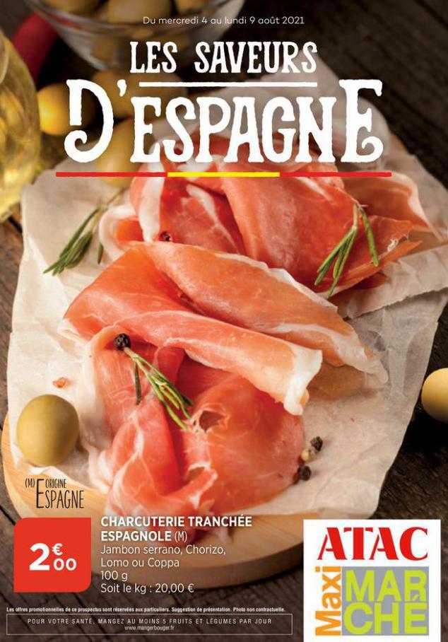 Catalogue Maximarché. Maximarché (2021-08-08-2021-08-08)