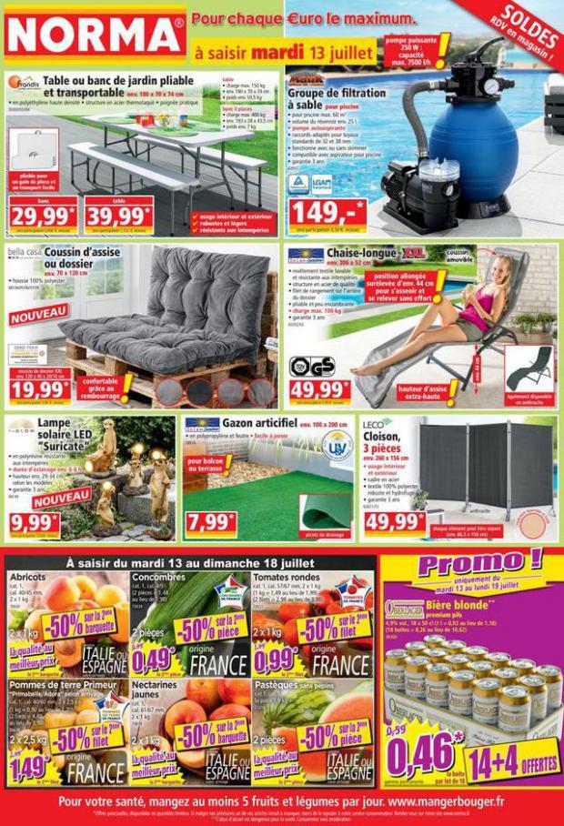 Catalogue Norma. Norma (2021-07-13-2021-07-13)