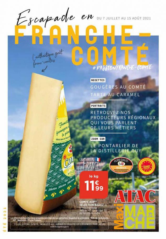 Catalogue Maximarché. Maximarché (2021-08-14-2021-08-14)
