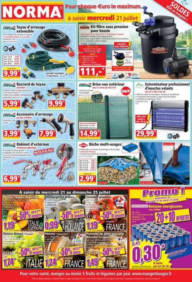 Catalogue Norma. Norma (2021-07-21-2021-07-21)