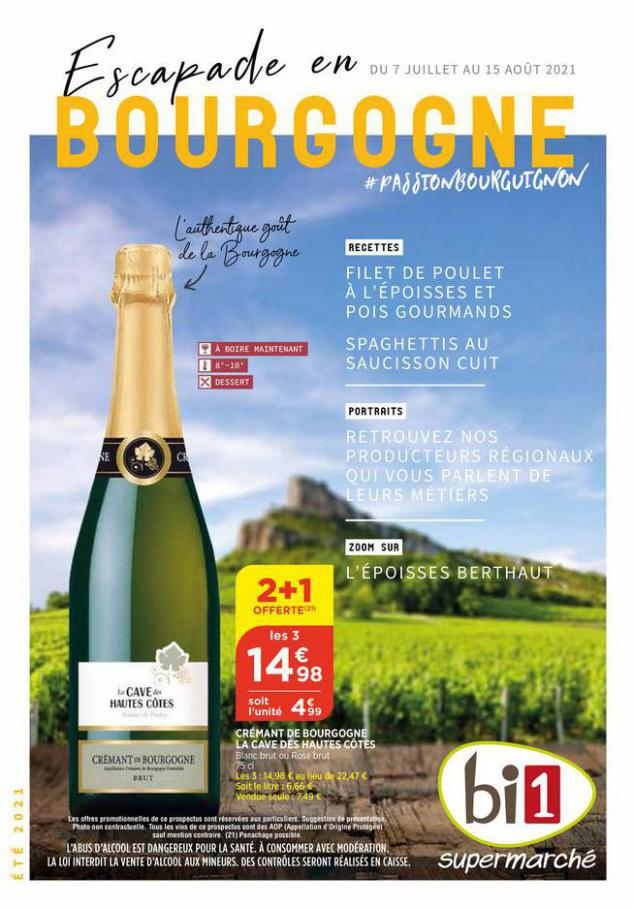 Catalogue Bi1. Bi1 (2021-07-14-2021-07-14)