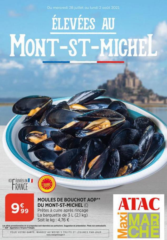 Catalogue Maximarché. Maximarché (2021-08-01-2021-08-01)