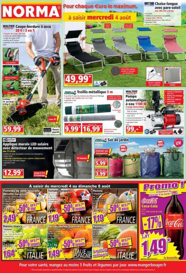 Catalogue Norma. Norma (2021-08-10-2021-08-10)