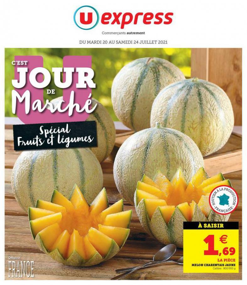 Catalogue U Express. U Express (2021-07-24-2021-07-24)