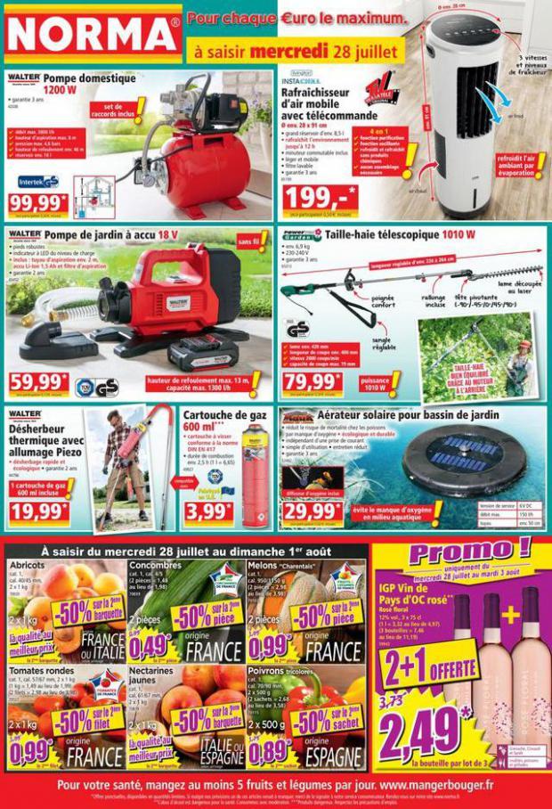 Catalogue Norma. Norma (2021-07-23-2021-07-23)