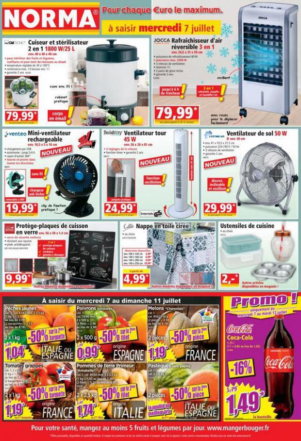 Catalogue Norma. Norma (2021-07-12-2021-07-12)