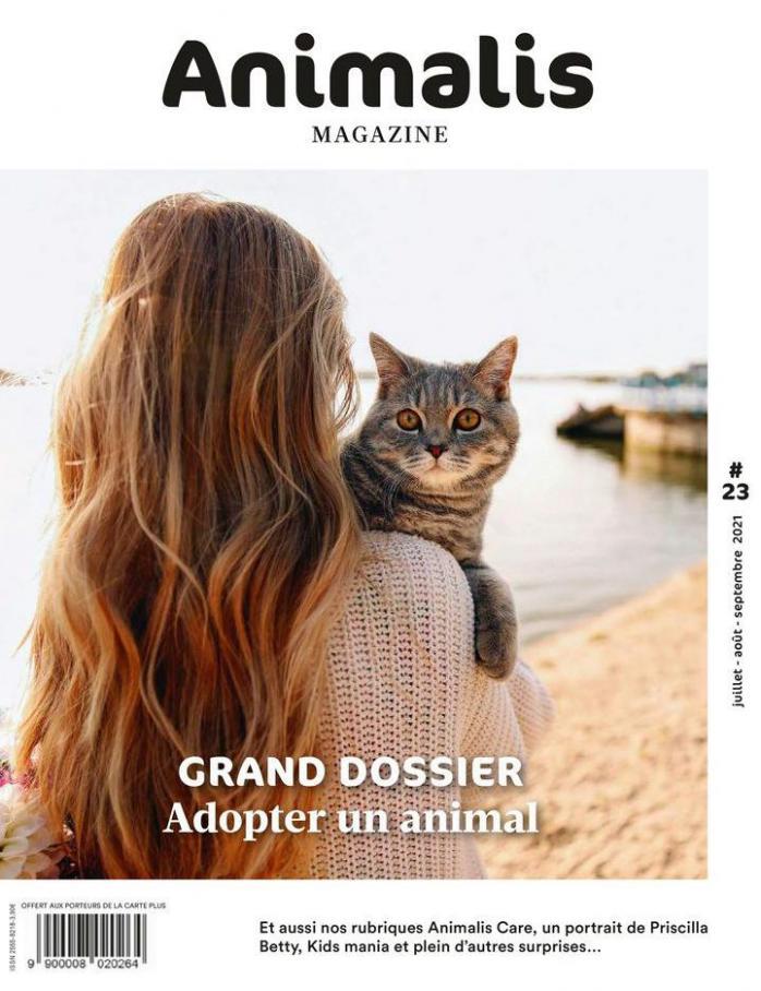 Grand dossier. Animalis (2021-09-30-2021-09-30)