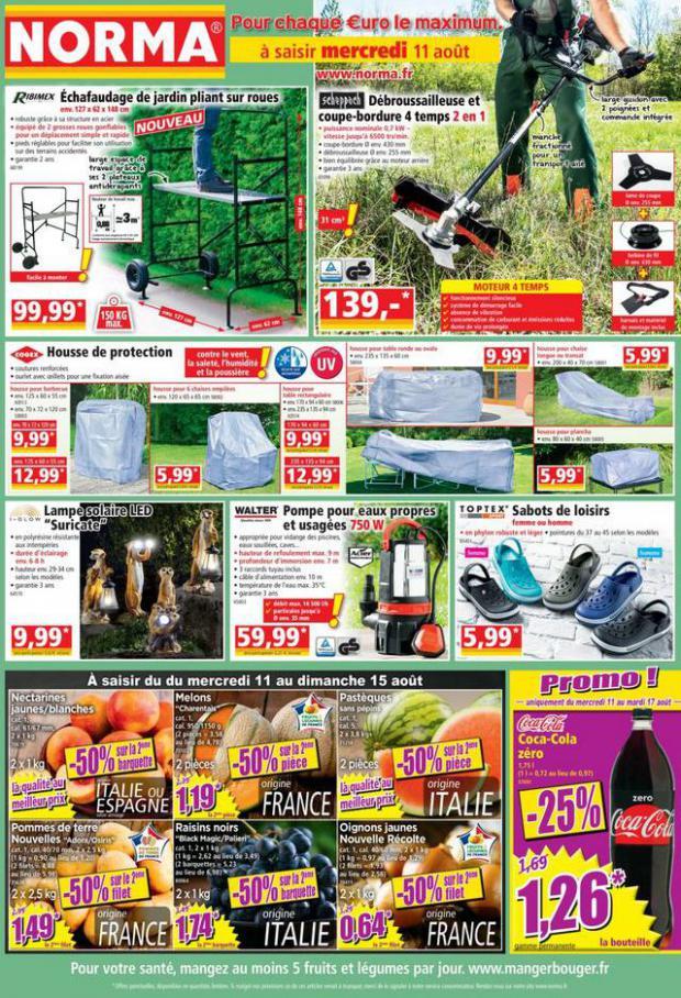 Catalogue Norma. Norma (2021-08-17-2021-08-17)