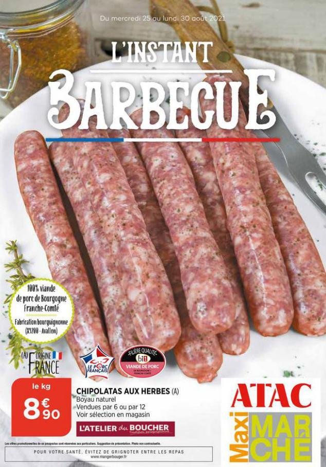 Catalogue Maximarché. Maximarché (2021-08-29-2021-08-29)