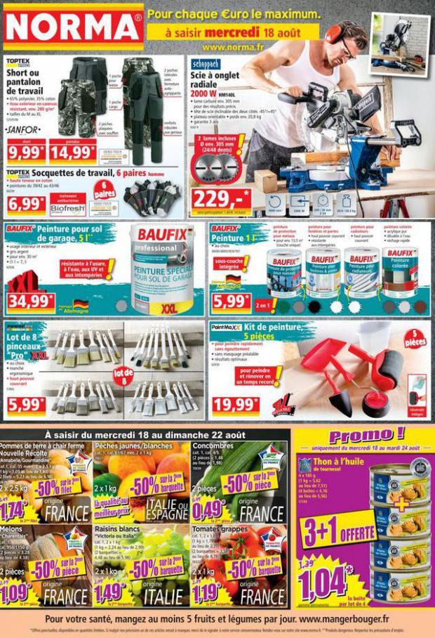 Catalogue Norma. Norma (2021-08-22-2021-08-22)
