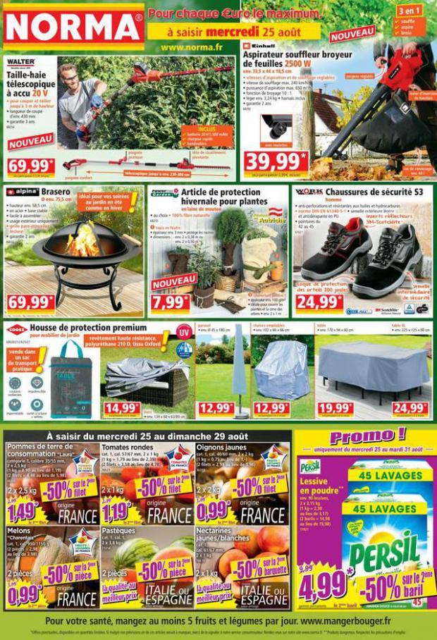 Catalogue Norma. Norma (2021-08-25-2021-08-25)