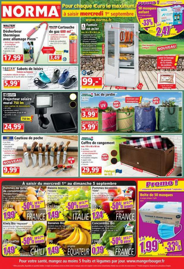 Catalogue Norma. Norma (2021-09-05-2021-09-05)