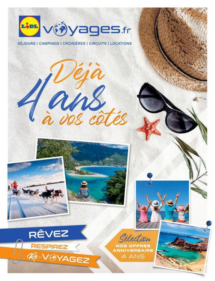 Brochure anniversaire. Lidl (2021-10-11-2021-10-11)